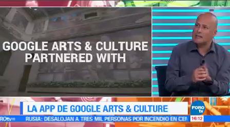 Colaboración Ricardo Zamora App De Google Arts Culture