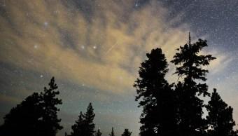 Lluvia de meteoros, foto de Ethan Miller