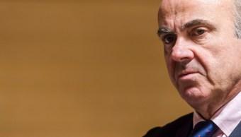 Luis de Guindos advierte que la crisis catalana no saldrá gratis