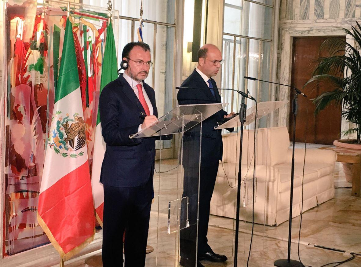 Fortalece Videgaray vínculos de México con Reino Unido