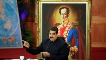 """Maduro: Triunfo del chavismo, un """"mensaje brutal"""" para Trump"""