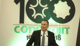 México preparado ronda renegociación TLCAN Concamin