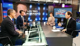 Maricarmen Cortés, Javier Tello y Rafael Fernández de Castro en Despierta