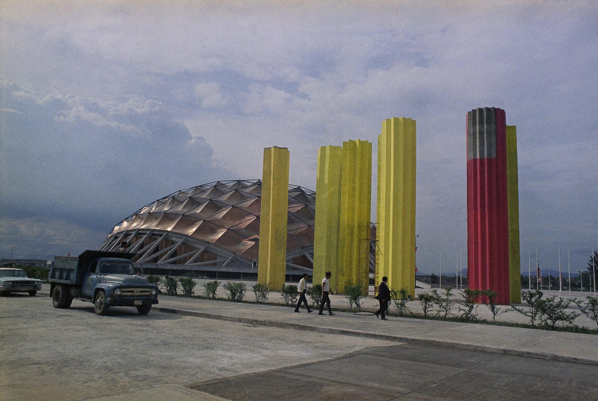 México 68 Juegos olímpicos que cambiaron rostro ciudad