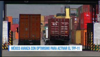México Avanza Negociación Tpp-11 Convenios Países Integrantes