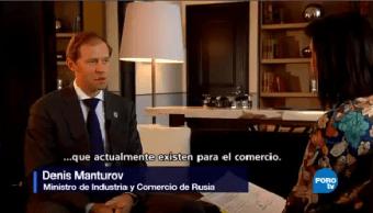 México Podría Nuevo Gran Socio Comercial Rusia