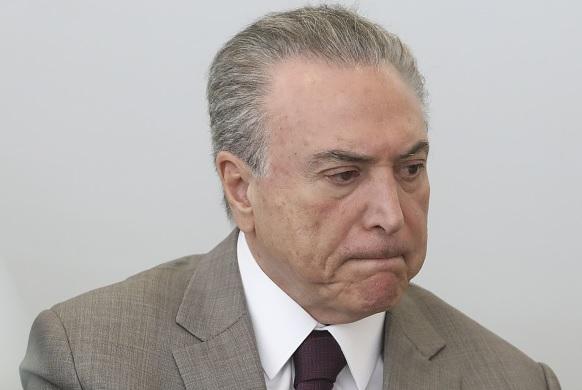 Operan de la próstata al presidente brasileño, Michel Temer; permanece hospitalizado