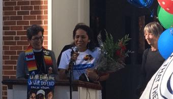 La mexicana Minerva Cisneros agradece apoyo para anular deportación desde Estados Unidos