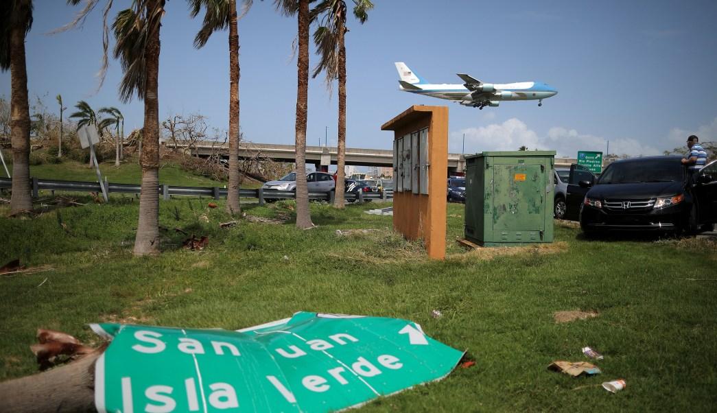 Aumenta a 34 los muertos en puerto rico por hurac n mar a - Puerto rico huracan maria ...