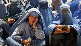 Cómo es ser viuda de guerra en Afganistán
