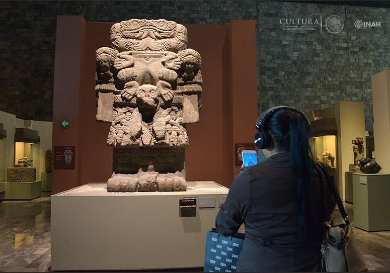 Museo de Antropología tendrá IA guía