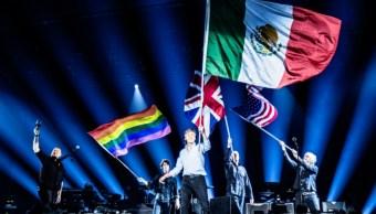 Paul McCartney grita ¡Fuerza México! por recientes sismos