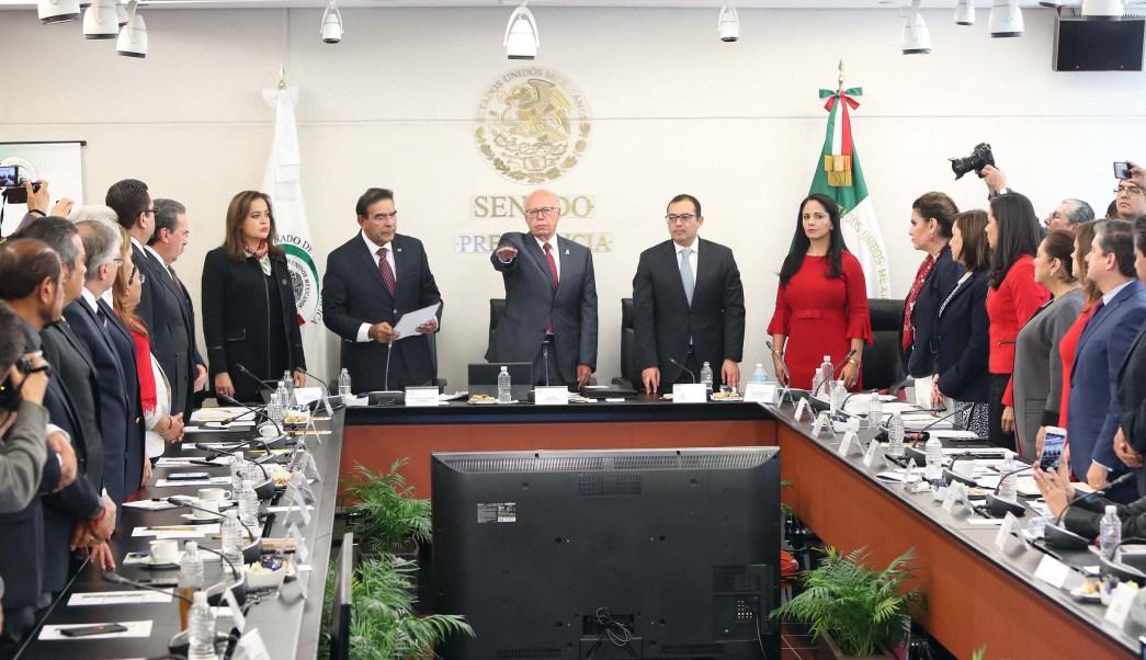 Sin afectaciones 98% de centros hospitalarios del país: José Narro