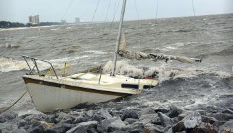 huracan nate toca tierra biloxi mississippi