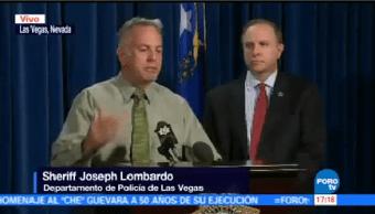 No Hay Prueba Segundo Tirador Las Vegas Policía