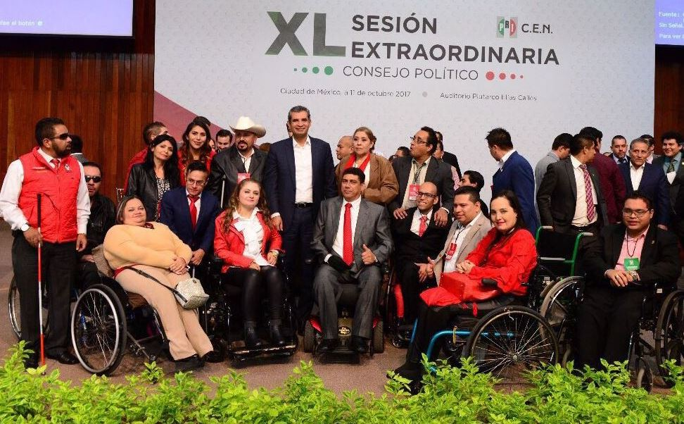 PRI rectificará errores del pasado para ganar elecciones en 2018: Enrique Ochoa