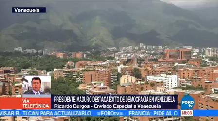 Oposición Busca Triunfo Elecciones Regionales Venezuela