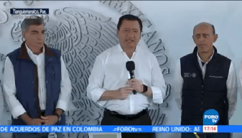 Osorio Supervisa Acciones Reconstrucción Puebla