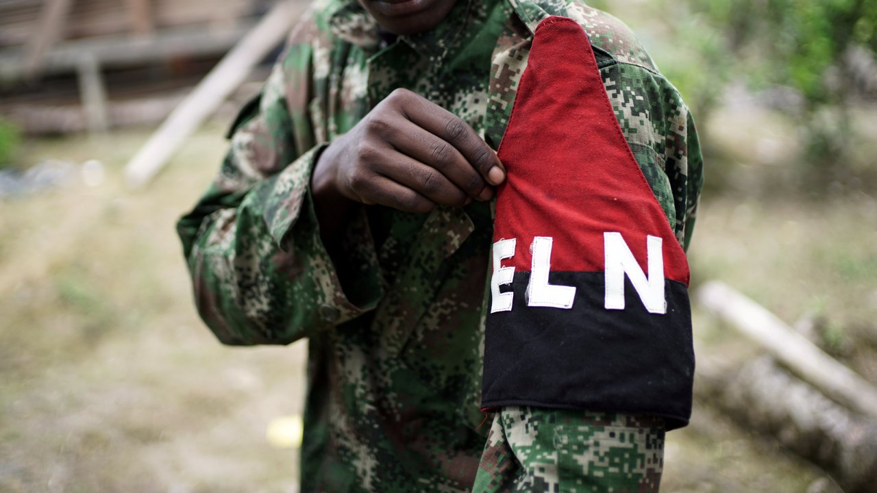 Colombia y ELN inician nueva ronda negociaciones paz