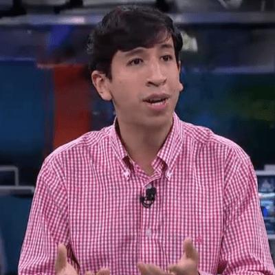 Pedro Kumamoto, aspirante a senador independiente