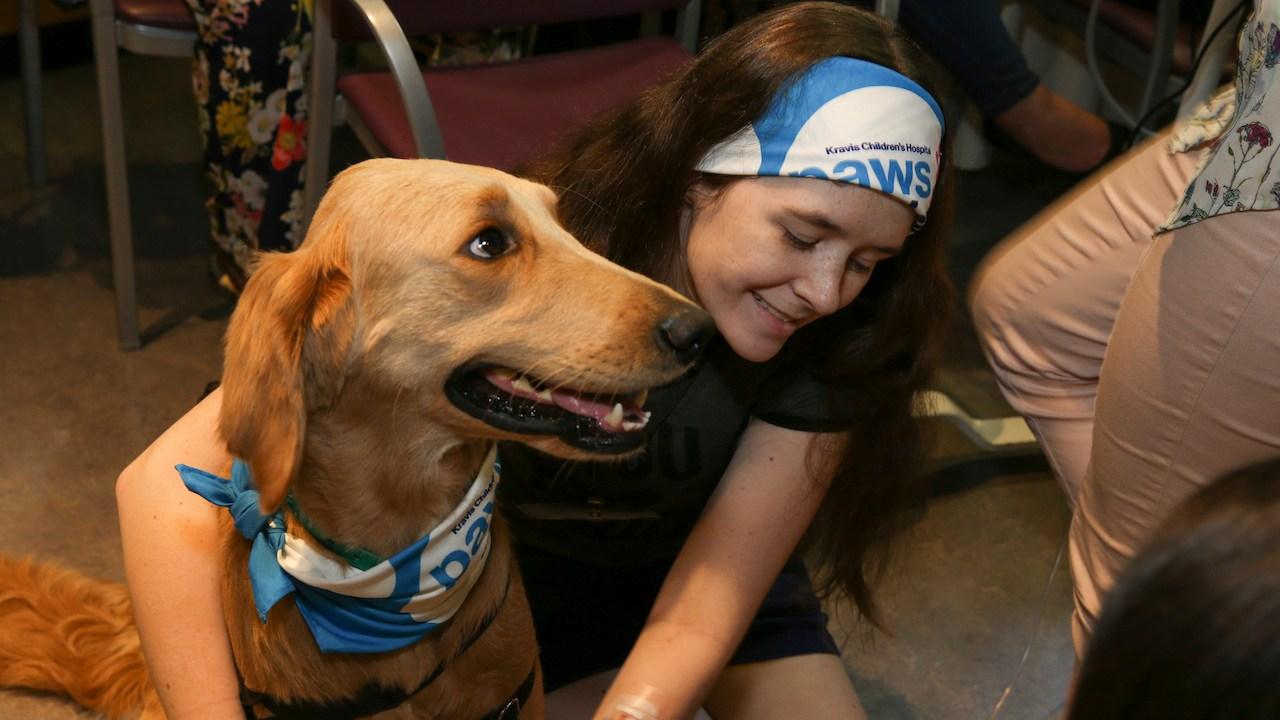 perros terapia, apoyo emocional, comfort dogs, Las Vegas