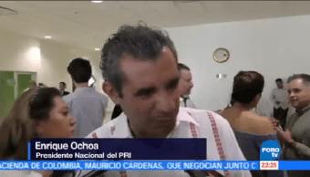 Pri Está Abierto Alianzas Rumbo 2018 Enrique Ochoa