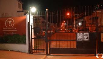 Privada Parque Tamarindos de Tultepec donde una familia fue asesinada