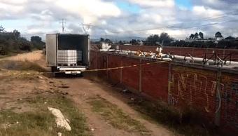 Localizan toma clandestina de hidrocarburo en San Juan del Río, Querétaro