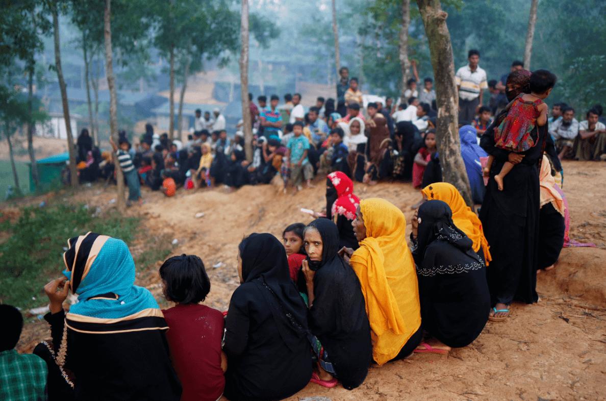 ONU busca recaudar fondos para hacer frente a crisis de rohingyas