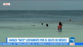 Regresa Normalidad Quintana Roo Paso Huracán Nate