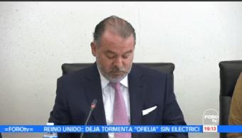 Renuncia Raúl Cervantes Pgr Presentó Titular Procuraduría General De La República