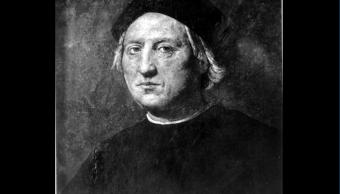Retrato de Cristóbal Colón, atribuido a Rodolfo Ghirlandaia