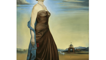 'Retrato de la señora James Reeves', de Salvador Dalí