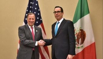 México no se levanta de la mesa de renegociación del TLCAN Meade