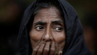 Comunidad internacional promete 335 mdd para paliar la crisis de los rohinyás