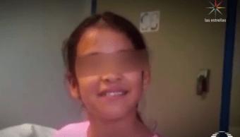 Rosita, niña mexicana con parálisis cerebral, detenida por Migración en Estados Unidos