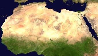 Gran muralla verde, muro árboles, calentamiento global, África