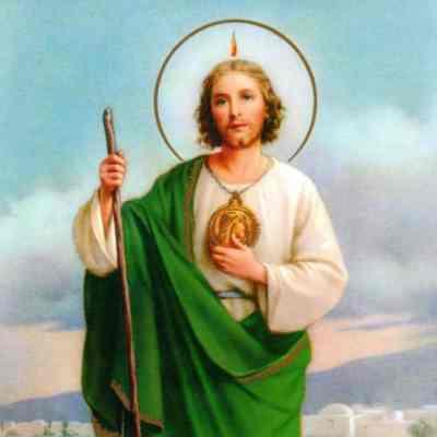 ¿Por qué se celebra a San Judas Tadeo el 28 de octubre?