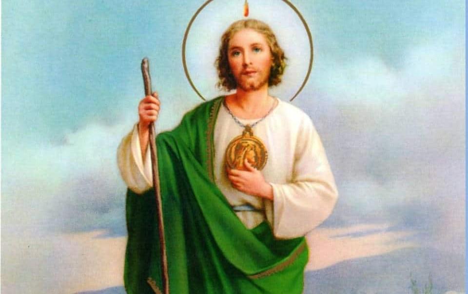Por Qué Se Celebra A San Judas Tadeo El 28 De Octubre