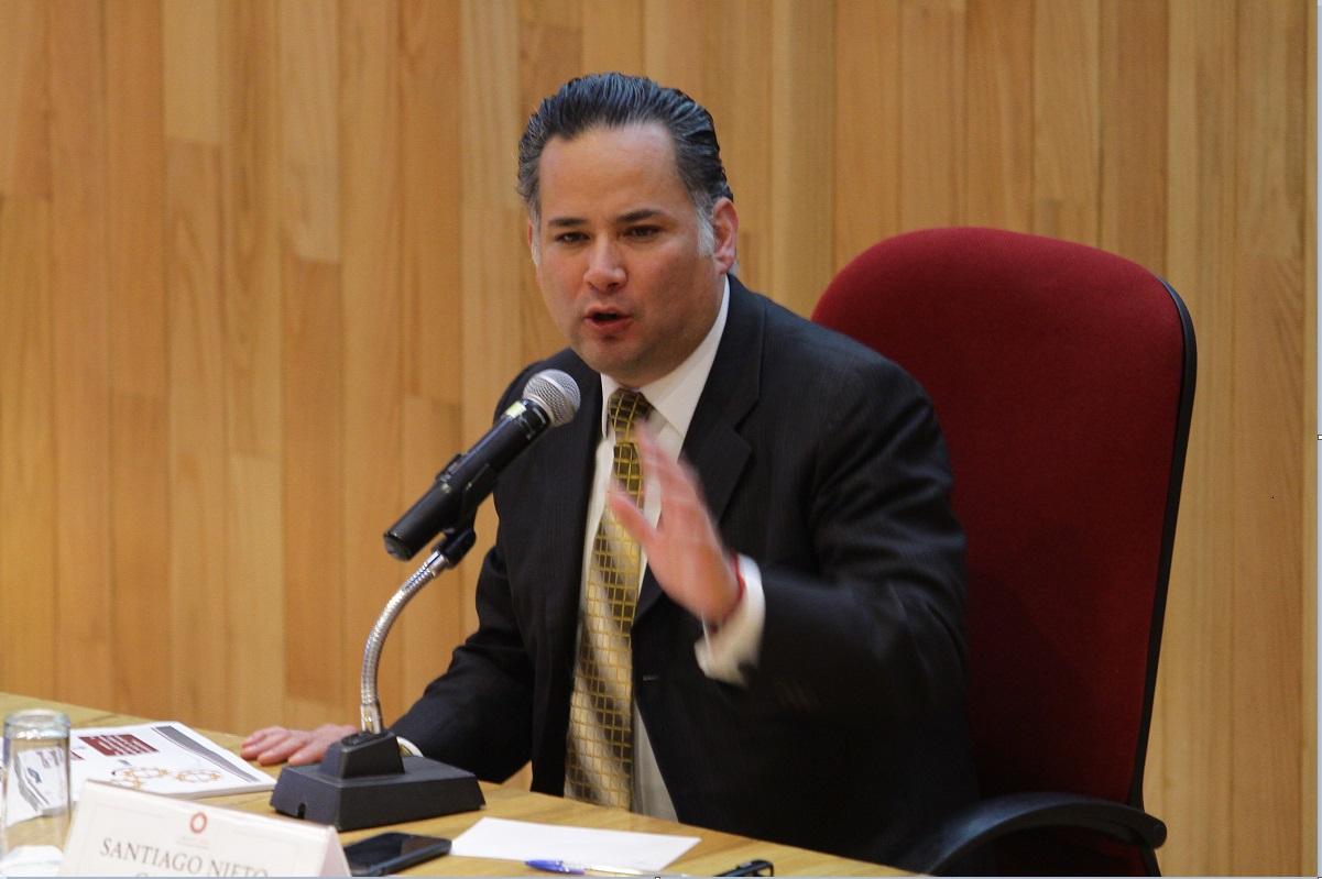 Destituyen a Santiago Nieto como titular de la Fepade