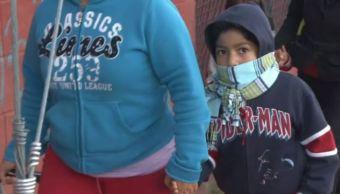 Se registran bajas temperaturas en Coahuila