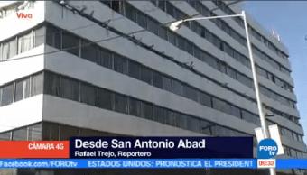 Retrasa Demolición Edificio San Antonio Abad 19-S