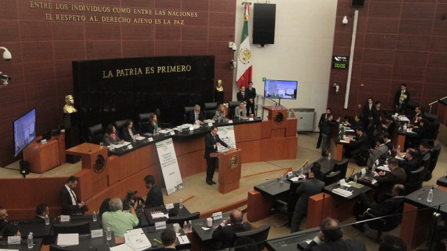 Senado analizará la remoción de Santiago Nieto en un hecho inédito