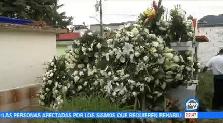 Sepultan Policía Muerto Emboscada Chiapas