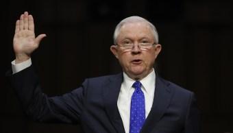 Sessions defiende el veto migratorio de Trump al programa DACA