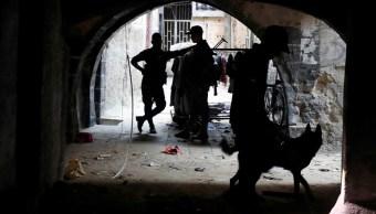 Rusia acusa a EU de permitir operar a yihadistas en Siria