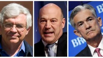 Son varios los considerados para el cargo en la Fed