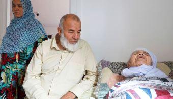 suecia concede asilo temporal a mujer afgana