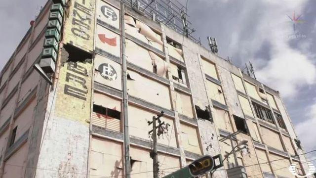 vecinos centro historico demolicion tepicentro sismo