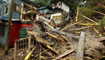 Tormenta tropical Nate deja 22 muertos Nicaragua y Costa Rica